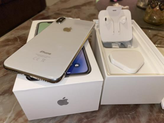 iPhone X 256 GB White