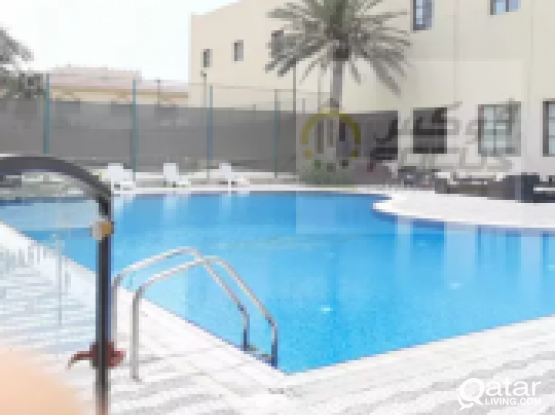 3 BHK COMPOUND APARTMENT WITH FACILITIES.