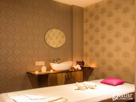 Offering rent for Spa/ Massage Center