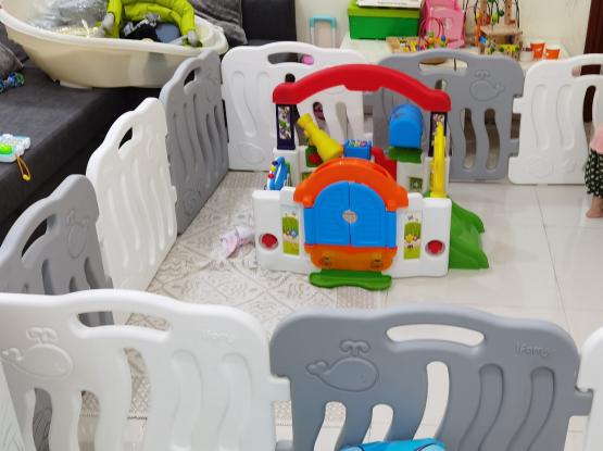 Ifam Shell Baby Room 12pcs