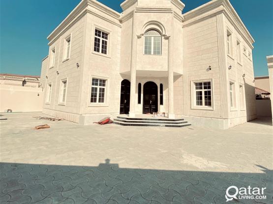 Brand New Elegant Villa For Sale in Al Kharaitiyat - للبيع فيلا بمنطقة الخريطيات