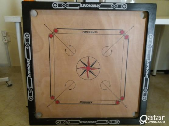 Rarely used Carrom Board for sale