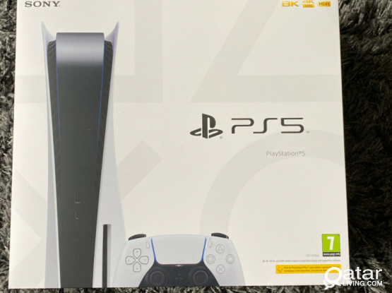 PS5 Sony PlayStation 5 Console Disc New