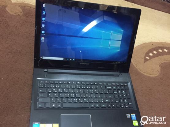 Lenovo IdeaPad z50-70 i7 4th Gen 500SSD 8GBram