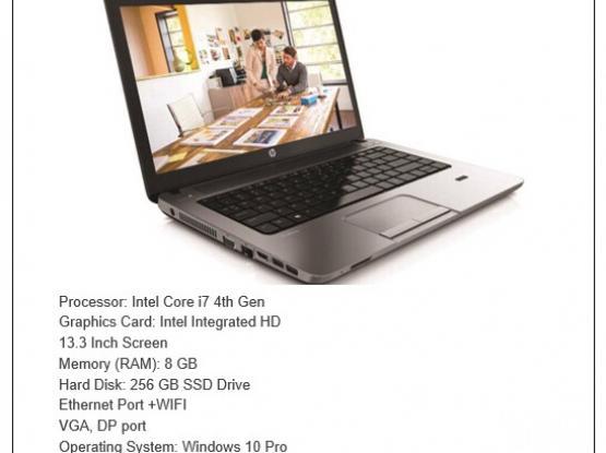 HP PROBOOK G1 CORE I7