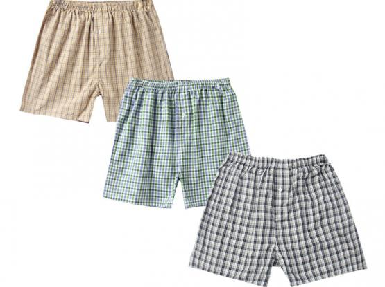 BOXER SHORTS Pack of 3's (PreOrder)