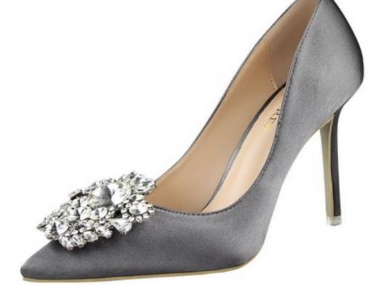 Women's High-Heeled (Size-43)