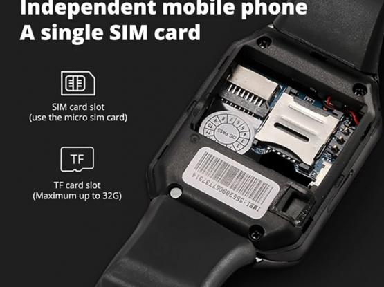 Selling Cell Phone Dz09 Smart Watch Phone for Sumsung