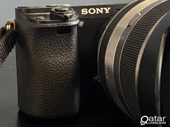 Sony A6000 With 3 Lens Kit
