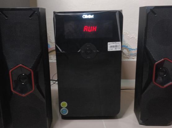 ClickOn 2.1 Bluetooth Speaker 70W