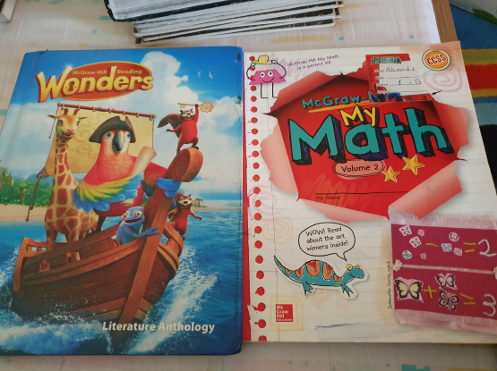 School books for sale in good condition
