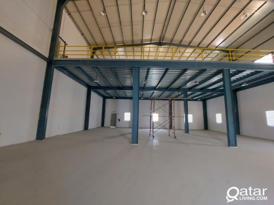 1000sqm Brand new Wearhouse for rent Birkat al awamer