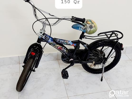 """Bicycle -16"""" size for sale."""