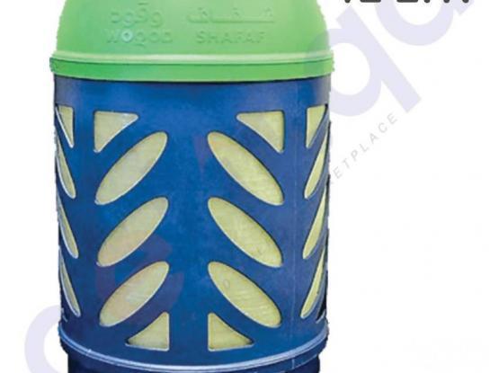 Gas cylinder 12kg 5 pieces
