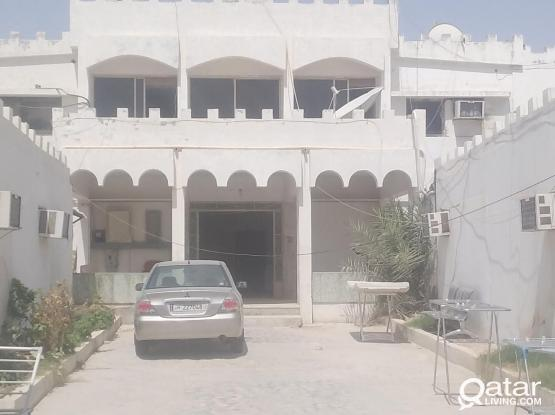 TWO BEDROOM HALL KITCHEN BATHROOM AVAILABLE FOR FAMILY BEHIND AL HIKMA MEDICAL CENTR MUAITHER