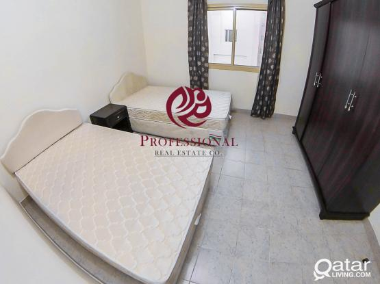 Furnished, 2 BHK Apartment in Al Sadd 5,000 near Millennium Hotel