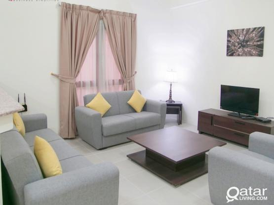BEAUTIFUL 1BHK Apartments (all included)