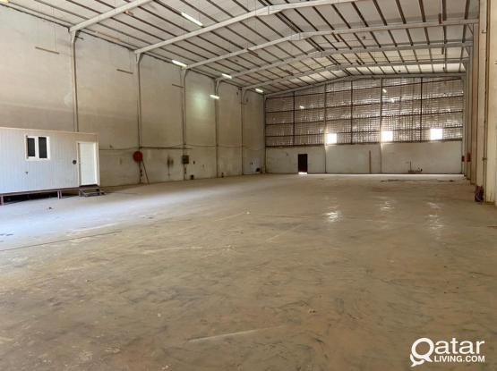 850 SQUARE METER STORE FOR RENT IN INDUSTRIAL AREA