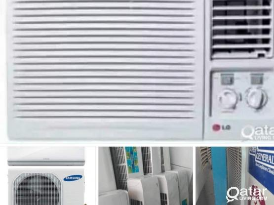 Buying And Sell Window And Split Ac★Ac Repair And Service With Installation Ac★