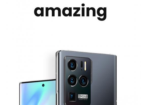 ZTE Axon 30 Ultra (12GB/256GB) New