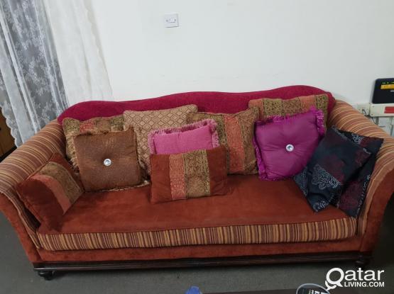 Sofa set (2+2+3)