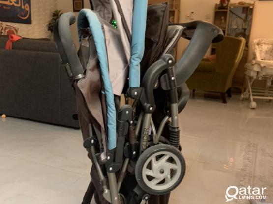 Stroller For Twins From Grago
