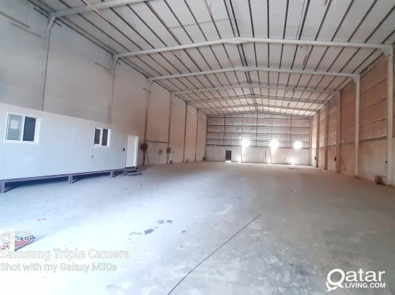 1000 SQM STORE FOR RENT IN INDUSTRIAL AREA