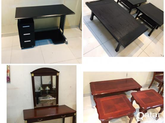 Some villa items for sell used very good condition cheap price.