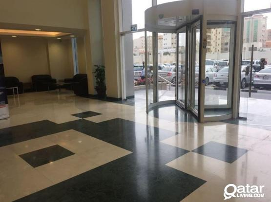 2 Months Free !!! 100 Sqm to 165 Sqm Excellent Partitioned Office in Airport Road