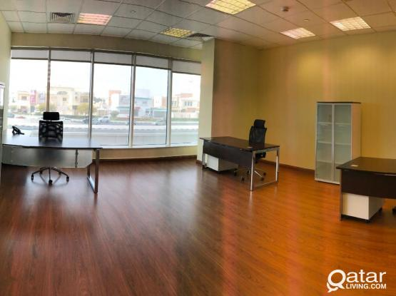 40 Sqm Excellent Fully Serviced Office at Al Sadd