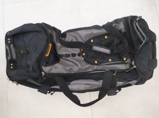 Timberland Duffle Trolley Bag 90x32cm