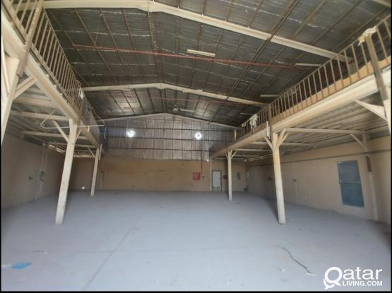 500sqm store for rent industrial Area