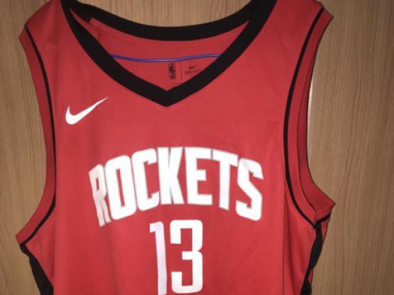 Rockets Jersey {Harden}