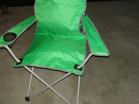 Beach Chair (2 Available) 25 Qar Per Chair