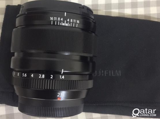 Fujifilm Xf 23mm 1.4