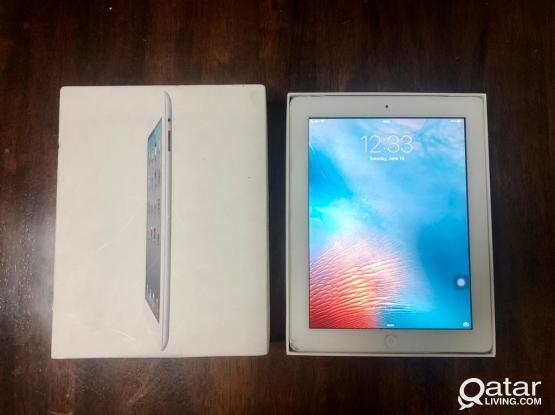 iPad 2 64gb Wifi + 3g (A1396)