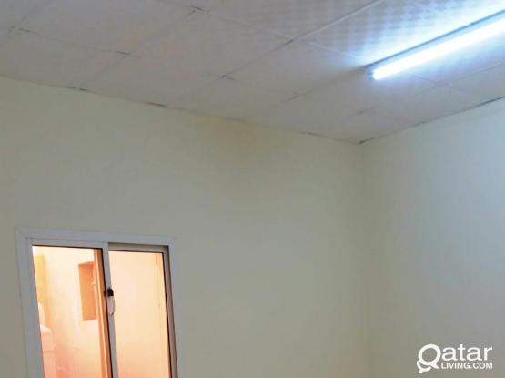 FAMILY/COUPLES .UNFURNISHED 1 BHK APARTMENT AT AL GHANIM