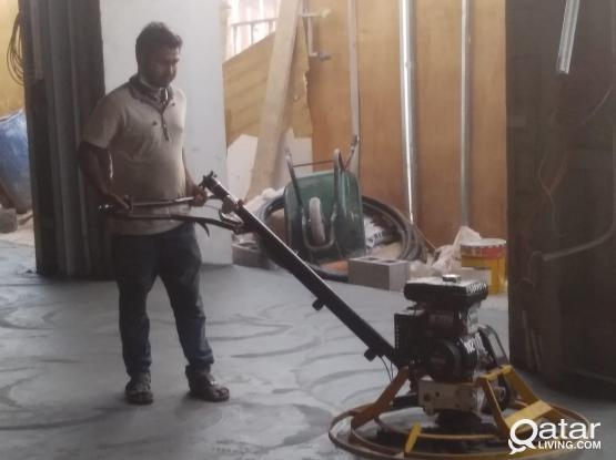 Core cutting, Maintenance works, Welding, Tiles, Gypsum, Painting. Please call 66295801