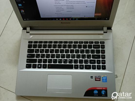 Lenovo core i7 laptop for sale Z41