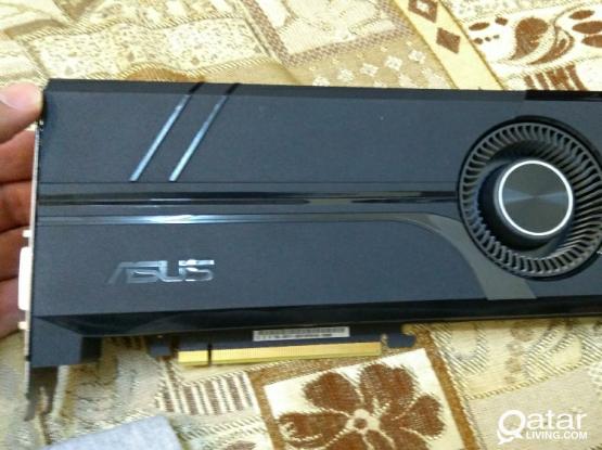 ASUS GTX 1080