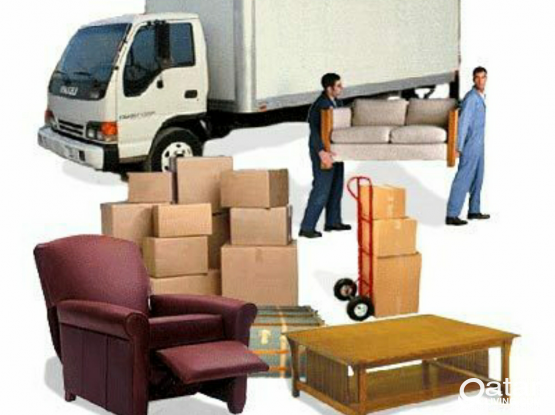 House items packing transportation