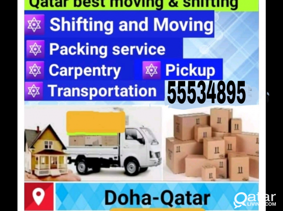 Doha movers Packers. professional Moving Company M