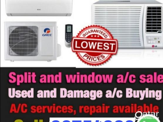 Window A/c For Sell call me 33754936 low price