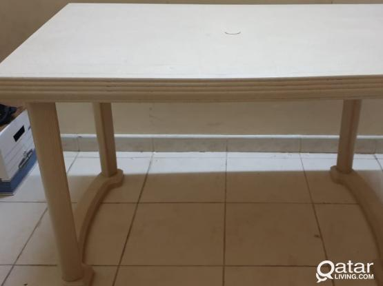 MOVING SALE -  BYCYCLE (HM), PLASTIC TABLE, 4 DOOR CUPBOARD
