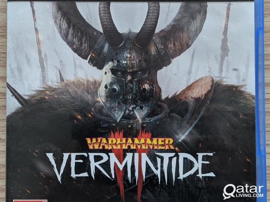 PS4 Warhammer Vermintide 2