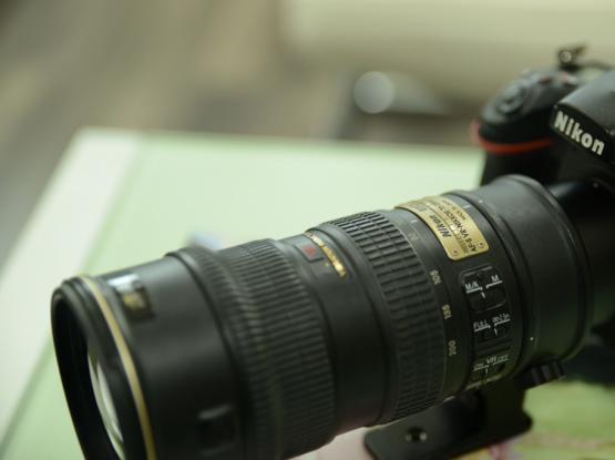 Nikon D800,with Nikon 70-200 F/2.8