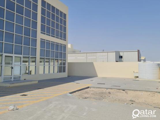 Brand new Ware House @BIRKAT AL AWMAR