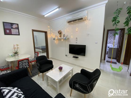 3BR Spacious Flat for Family