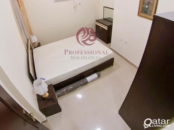 Furnished, 1 BHK Apartment in Fereej Abdel Aziz