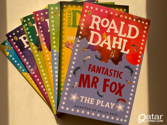 """7 Books (60% OFF) - """"THE PLAY"""" by Roald Dahl"""